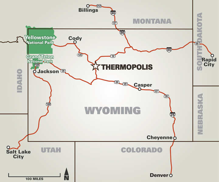 Thermopolis Wyoming Hotel Specials Days Inn Wyoming
